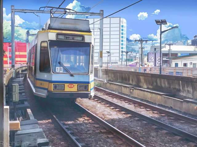 22-year-old Student Reimagines EDSA as an Anime Film