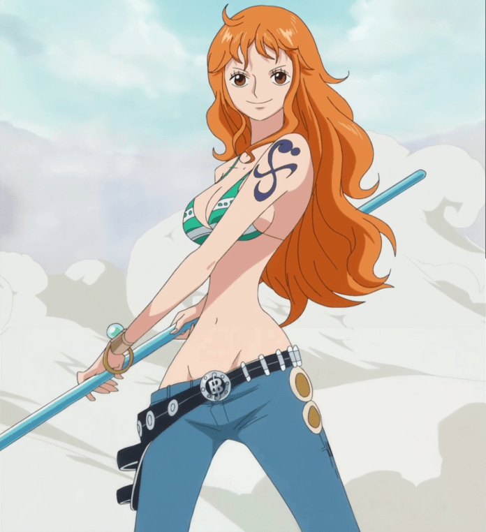 The best Nami Cosplay of ALL TIME (One Piece)