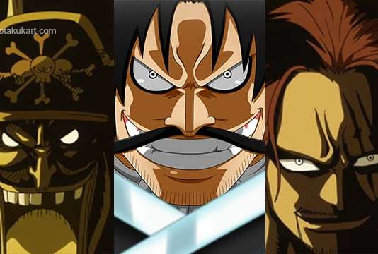 Top 11 Weakest To Strongest Pirates Ever Existed In One Piece
