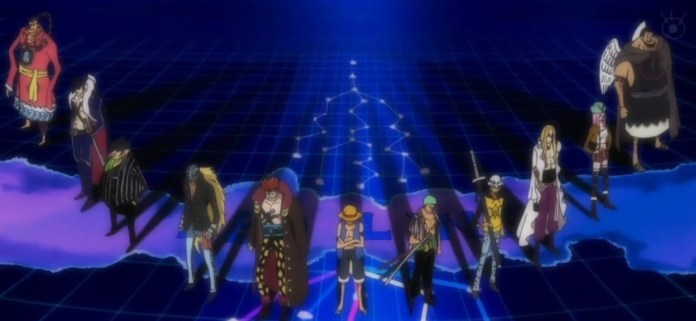 All the 11 Supernovas are gonna be at Wano