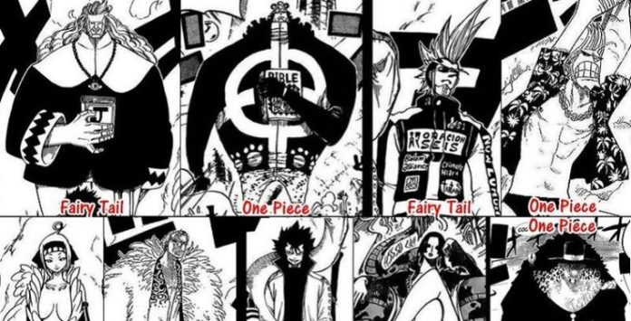 Is Fairy Tail inspired by One Piece?