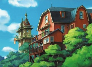 Official Ghibli theme park called Ghibli Park to open in 2022, concept art revealed