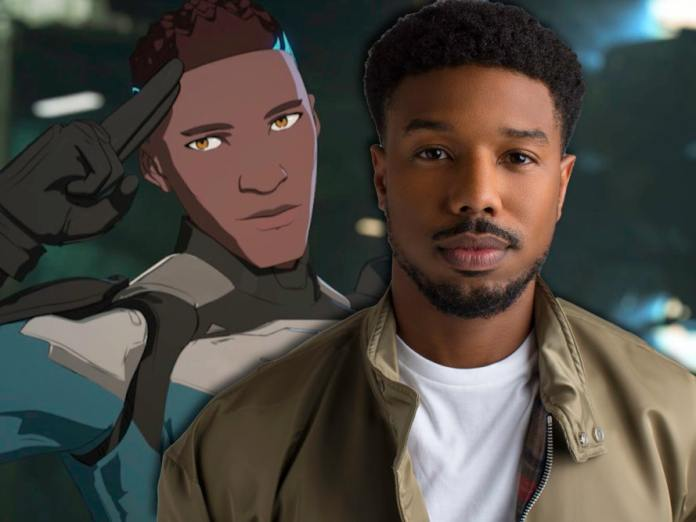 'Black Panther' Star Michael B. Jordan To Star In New Rooster Teeth Anime