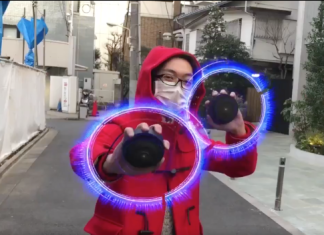 Japanese Prop Maker Creates a Fairy Tail Magic Without any CGI