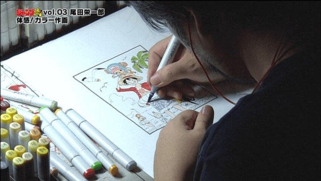Sanji Was Originally Supposed to be Named 'Naruto' Oda Reveals