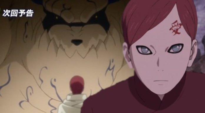 Boruto Just Showed Fans The New Power Of Kazekage Gaara