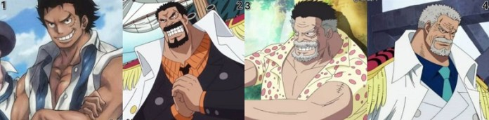 Oda has just revealed how Luffy would look at 40 and 60 years old!