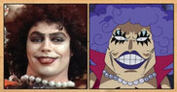 One Piece Characters Are Actually Based On Real Life Celebrities