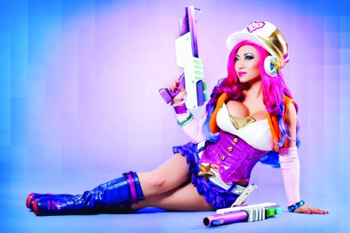 These Are 10 Highest Paid Cosplayers in the World