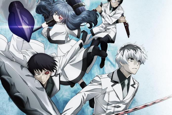 Tokyo Ghoul:re Season 2 Officially Announced