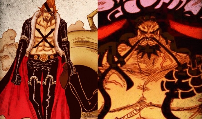 Top 10 Strongest Alliance Of All Times In One Piece