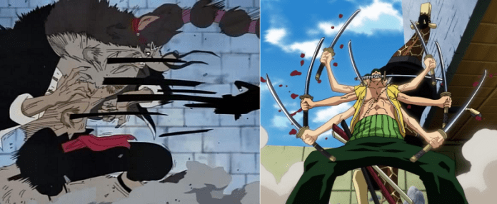 Zoro And Sanji Will End Up Being Equally Strong