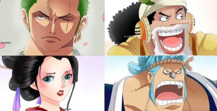 Every Straw Hat Member is going to show his true potential in Wano