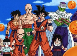 dragonball z anime