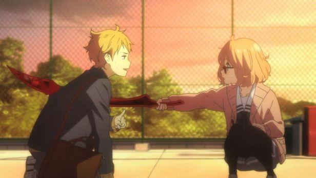 beyond the boundary anime