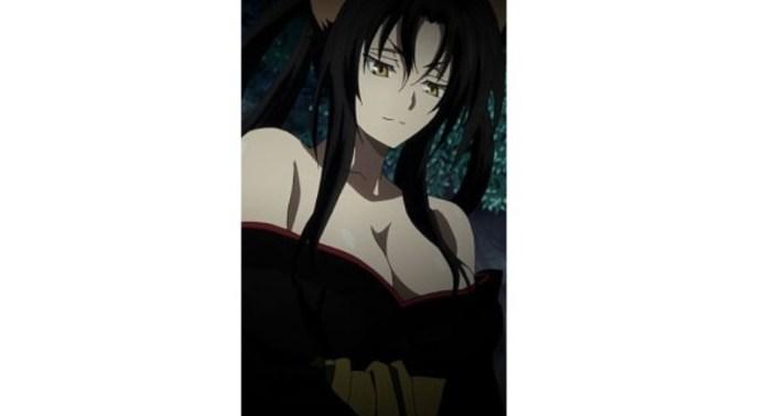 Kuroka Highschool DxD, Highschool DxD sexy charecters list, hot Highschool DxD girls