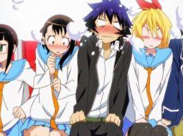 nisekoi romance anime