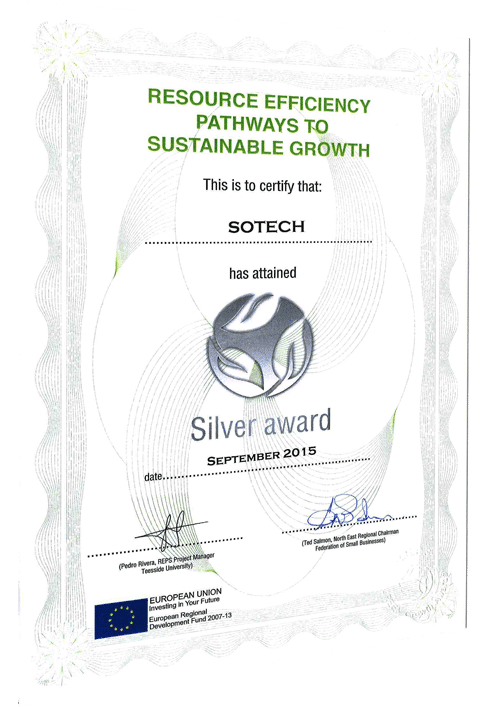 Sotech's Commitment to Sustainability   Rainscreen Cladding