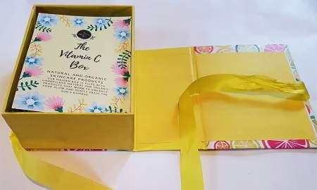 Vitamic C Albimazing Box