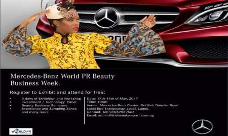 Mercedes-Benz Beauty Business Week