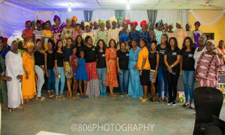 Her Network celebrate widows in Lagos