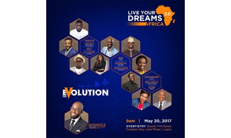 Live Your Dream Africa