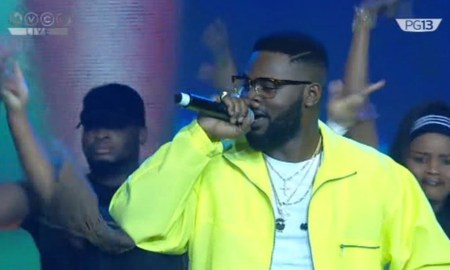 Falz at AMVCA 2018