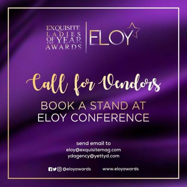 ELOY Call for vendors