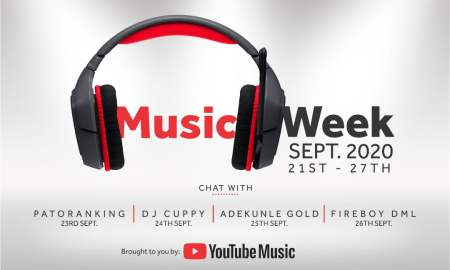 Announcing YouTube Music Week In Nigeria