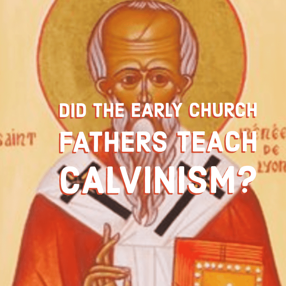 SOTERIOLOGY 101 – A Professor and former 5-Point Calvinist