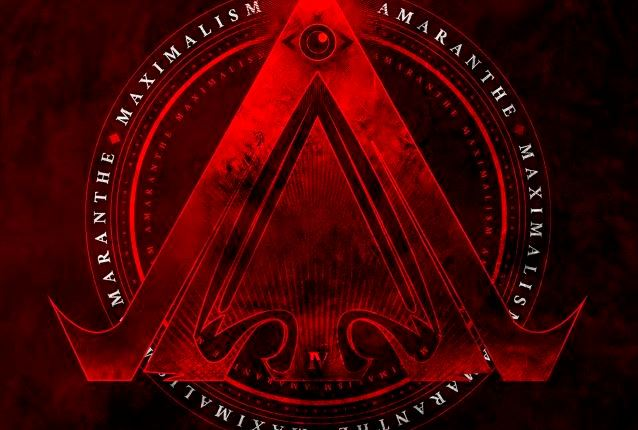 AMARANTHE To Release 'Maximalism' Album In October; Cover Artwork, Track Listing Revealed
