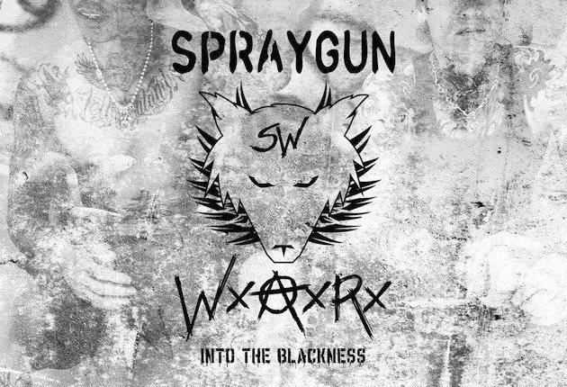BUCKCHERRY Side Project SPRAYGUN WAR Is Working On Full-Length Album