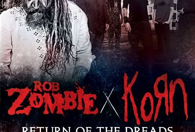 Video: KORN Performs New Songs 'Insane' And 'Rotting In Vain' In Camden