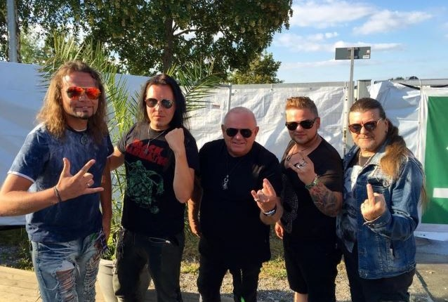 UDO DIRKSCHNEIDER On Possible Retirement: 'As Long As I Have Fun, I Don't Stop'