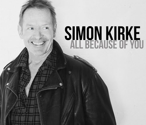 BAD COMPANY Drummer SIMON KIRKE To Release 'All Because Of You' Album In February