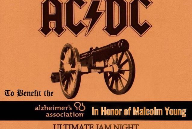 QUIET RIOT, MR. BIG, Ex-AC/DC, W.A.S.P. Members Honor MALCOLM YOUNG At 'Ultimate Jam Night' (Video)