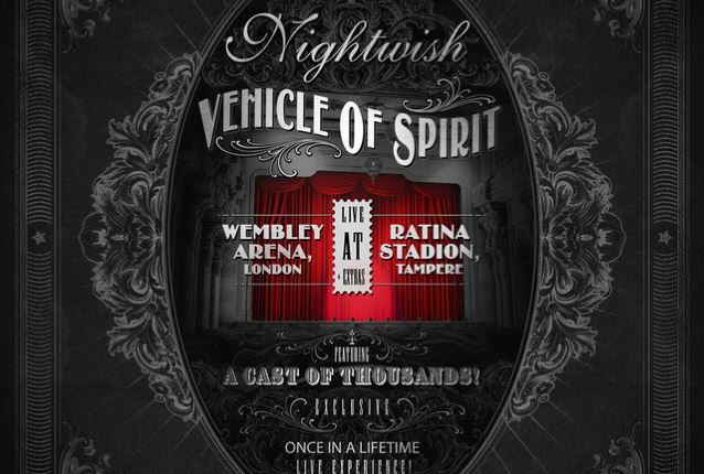 NIGHTWISH: Second Trailer For 'Vehicle Of Spirit' DVD