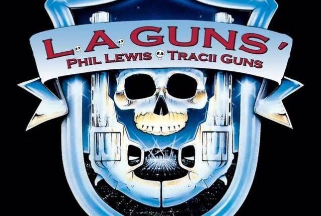 L.A. GUNS Version Feat. PHIL LEWIS And TRACII GUNS Not Affected By Singer's Announcement