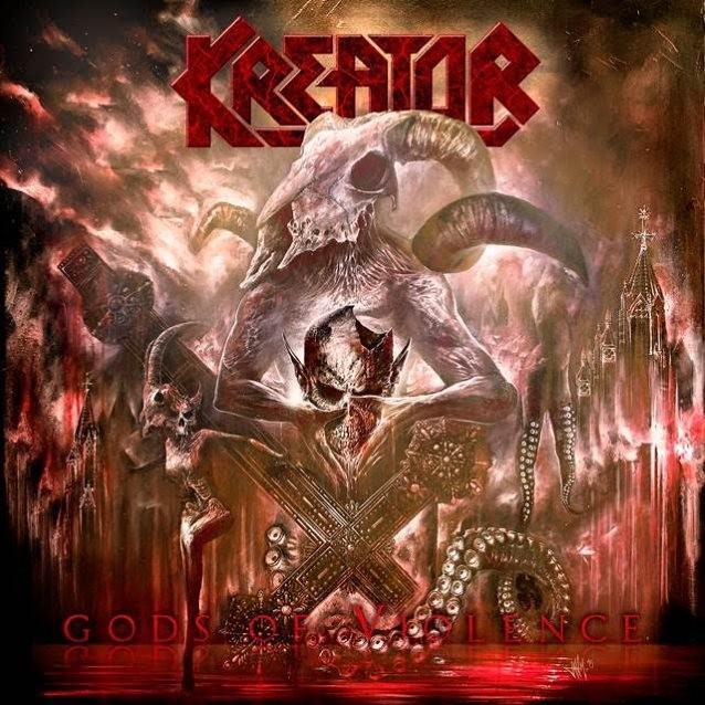 KREATOR Frontman On Producer JENS BOGREN: 'He's Very Much A Team Player, But Sometimes He's Not'