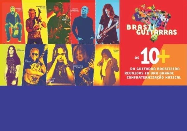 Watch MEGADETH, SEPULTURA Guitarists Perform At 'Brasil Guitarras' Event