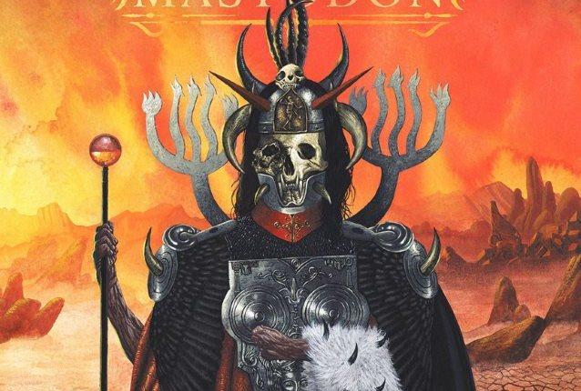 Making Of MASTODON's 'Emperor Of Sand': Sixth Studio Webisode