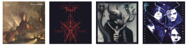 CELTIC FROST:  Classic NOISE-Era Albums To Be Reissued With Bonus Tracks