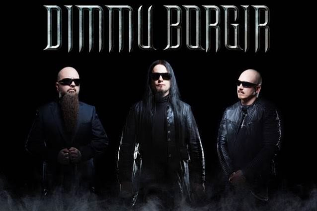 SHAGRATH On Keeping DIMMU BORGIR A Three-Piece: 'That's The Best Way For Us To Do It'