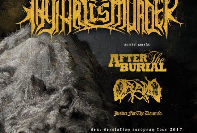 THY ART IS MURDER To Release 'Dear Desolation' Album