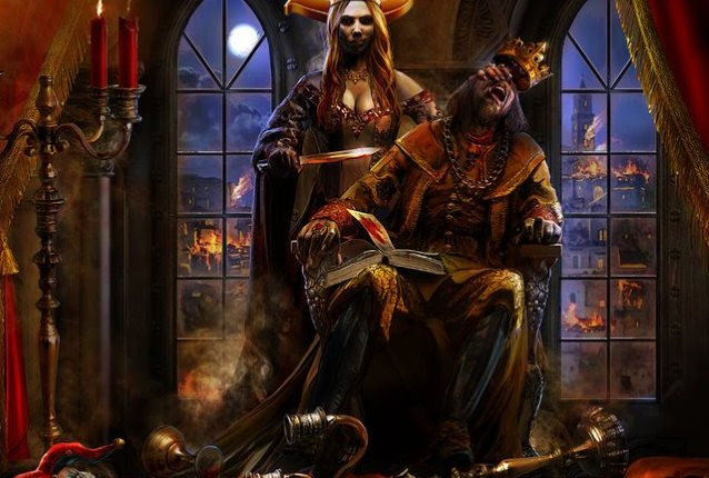 ALMANAC Feat. Ex-RAGE Guitarist VICTOR SMOLSKI: Second Trailer For 'Kingslayer' Album