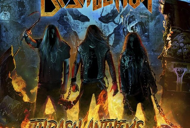 DESTRUCTION: First Trailer For 'Thrash Anthems II' Collection Of Re-Recorded Classics