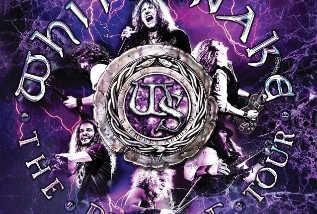 WHITESNAKE: Listen To 'Love Ain't No Stranger' From 'The Purple Tour (Live)'
