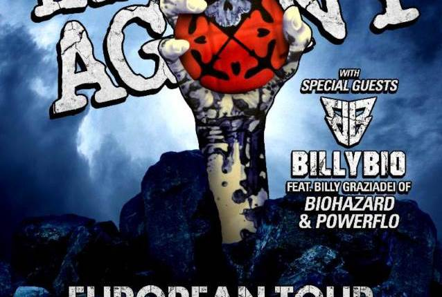 BIOHAZARD's BILLY GRAZIADEI Is 'Psyched' To Release Solo Music As BILLYBIO