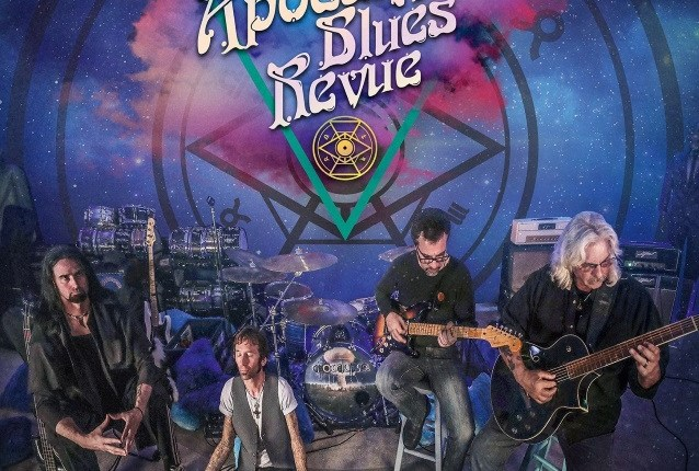 THE APOCALYPSE BLUES REVUE Feat. GODSMACK Members: New Song 'Nobody Rides For Free' Available