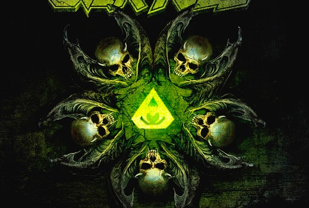 OVERKILL To Release 'The Wings Of War' Album In February